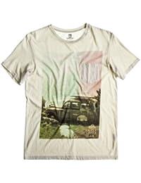 Quiksilver Screenline T-shirt manches courtes avec poche poitrine pour homme