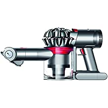Dyson V7 Trigger Aspiradora de Mano con 2 Funciones, 100 W, 87 Decibeles, Plata