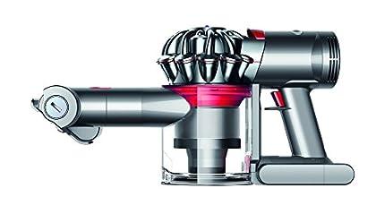 Dyson V7 Trigger Aspiradora de Mano con 2 Funciones, 100 W, 2.73 kg, 85 Decibeles, Plata