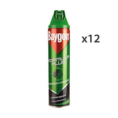 set-12-baygon-scarafaggi-formiche-spray-400-ml-articoli-per-insetti