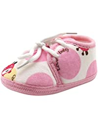Zapatos para niños pequeños Botas para recién nacidos Sneaker para bebés Niños Huella animal Antideslizante Suela blanda Casual Zapatos de cuna LMMVP