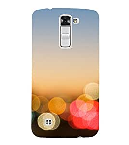 Print Masti Designer Back Case Cover for LG K7 :: LG K7 Dual SIM :: LG K7 X210 X210DS MS330 :: LG Tribute 5 LS675 (Light Shadow Sunset New Latest )