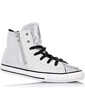 Converse All Star Hi Side Zip Leather - 655161c -