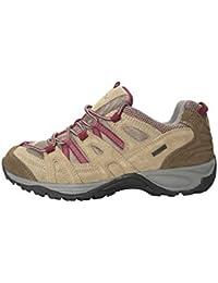 Mountain Warehouse Zapatos impermeables Direction para mujer Marrón claro 39