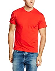 Fruit of the Loom Ss022m, T-Shirt Homme