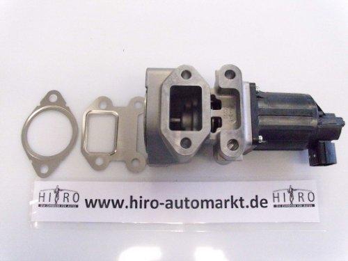 AGR Ventil Abgasrückführung Opel / GM inkl. Dichtungen 1,7 Diesel NEU!!!