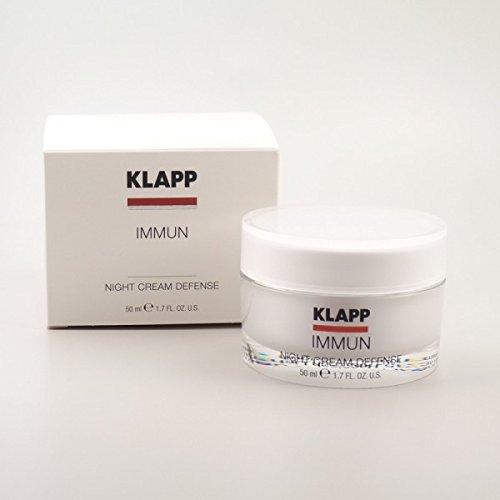 Klapp Immun Night Cream Defense 50 ml