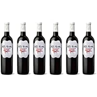 Pata Negra Apasionado D.O Jumilla Vino Tinto. 6 Botellas x 750 ml - Total: 4500ml