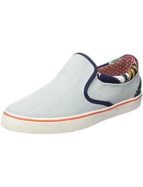 best service fae60 4521e Wrangler Icon Slip On Canvas, Sneaker Basse Donna