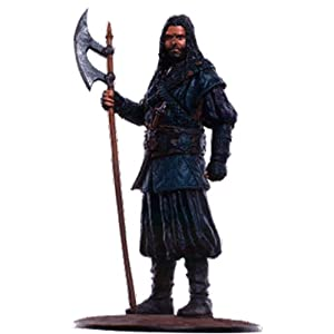 Lord Of The Rings - Figura de Plomo El Señor de los Anillos. Lord of the Rings Collection Nº 77 Corsair Of Umbar On The… 9