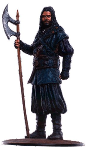 Lord of the Rings Señor de los Anillos Figurine Collection Nº 77 Corsair of Umbar 1