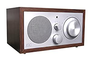 jgc design radio jgc dr 9002 k che haushalt. Black Bedroom Furniture Sets. Home Design Ideas