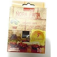 Ñora Frita Con Aceite De Oliva Virgen Tomachaf 16G