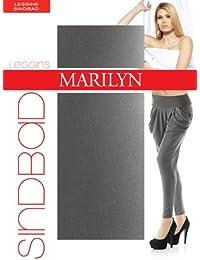 Marilyn blickdichte Leggings Länge Long, 180 Denier