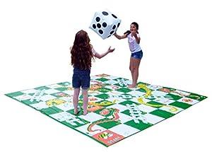 Garden Games - Juego de suelo (versión en inglés)