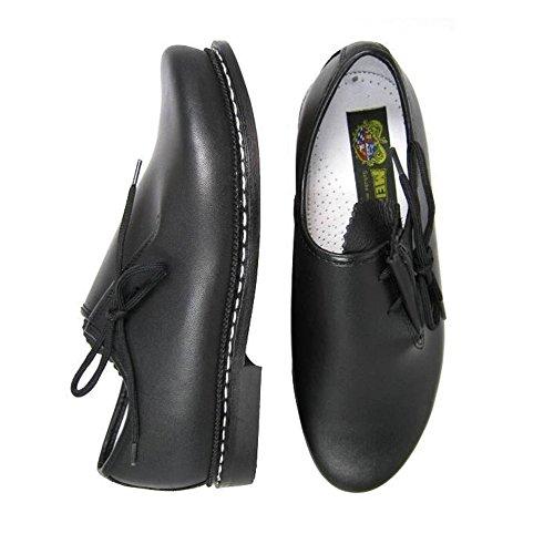 Meindl Chaussures basses homme Schwarz