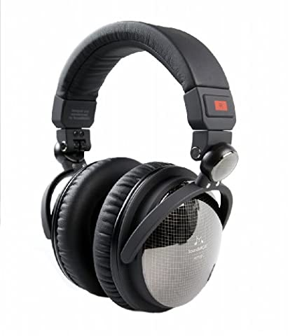SoundMAGIC HP100 Casque (Noir)