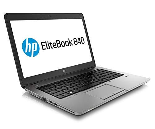 HP – notebook laptop EliteBook 840 G2, 14 pollici, intel Core i5 256 GB SSD, disco rigido 8 GB, memoria Win 10 L3Z73UA (certificato e rigenerato) (Ricondizionato)