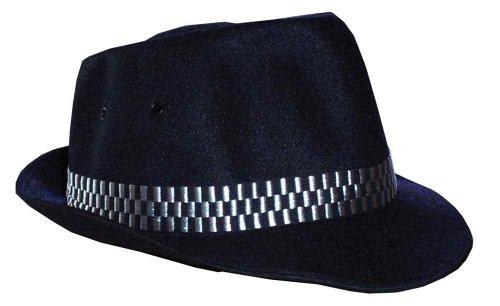 Trilby - Ska-Hut, schwarz, Grösse M