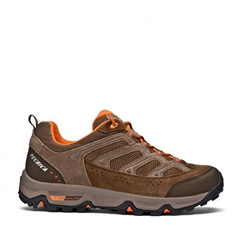 Tecnica outdoor Bota brezza 4 ms gris calido/naranja No