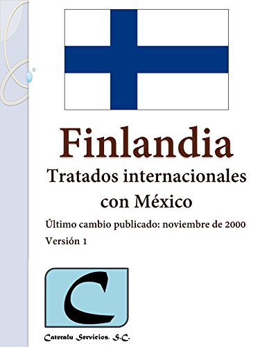 Finlandia - Tratados Internacionales con México
