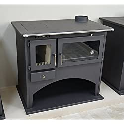 Holz Verbrennung Kochen Herd Ofen Feste Brennstoffe Herd Kochplatten Holzofen