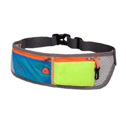 D9Q Männer und Männer Qualität der Sommer dünne Multifunktionstaschen Wasserdichte Outdoor Tasche Style B