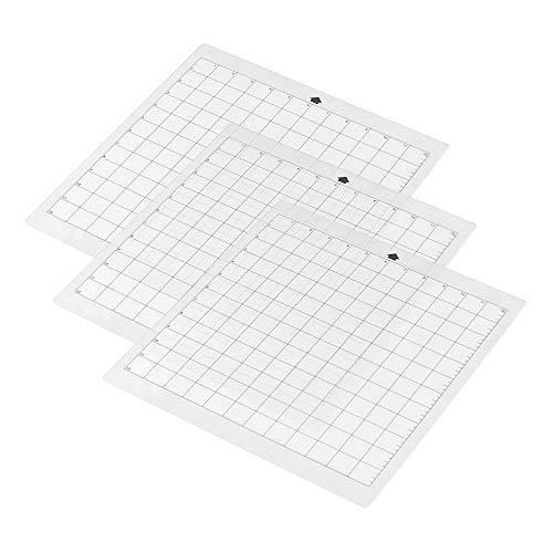 Transparente Kissen für 3-teiligen Schneidmatte mit 12 * 12-Zoll-Messgitter für Konturfräser für Gäste