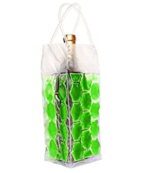 EZ Life Wine Cooler Bag-Green