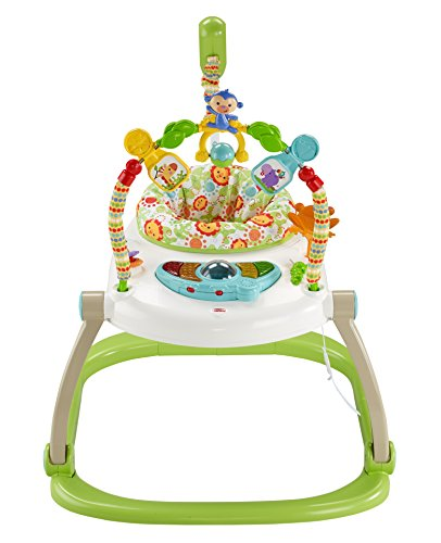 Fisher-Price Rainforest Friends SpaceSaver Jumperoo by Fisher-Price