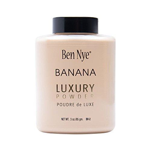 Botella Polvo Plátano Translúcido Auténtico