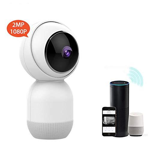 360 ° Überwachungskamera Haushalt Innen- Drahtlose WiFi-Fernbedienung 1080P HD-Intelligenz Kamera Passend Für Baby/Alter Mann/Haustier
