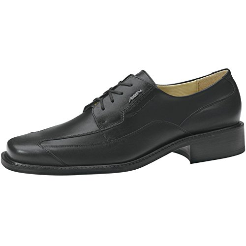 Chaussure Lacets Manager D'ababa Noir Esd Noir