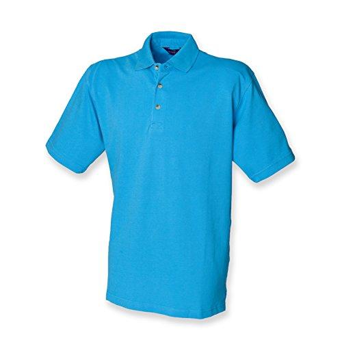 HenburyDamen  Polo ShirtPoloshirt Blau - Surf Blue