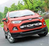 #4: SDR Front Grill for Ford Ecosport, Endeavor Style (Silver)