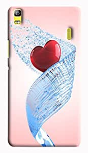 GADGETMATE Lenovo K3 Note Printed Back Cover(For Lenovo K3 Note )