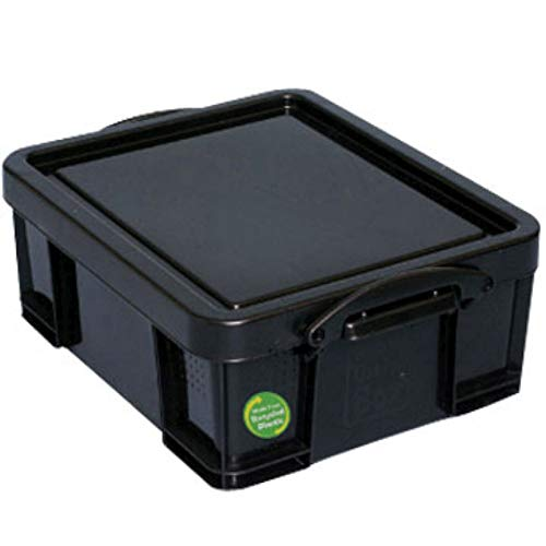 Really Useful Box schwarz 18 l