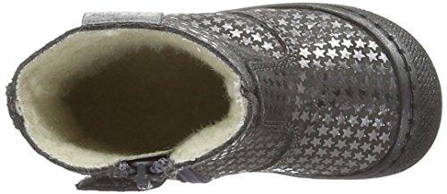 Naturino 4154, Chaussures Marche Mixte Bébé Gris - Grau (Grau_9132)