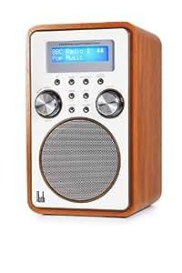 Roth DBT-001 DAB Radio with FM/Bluetooth - Walnut