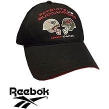 Para hombre Reebok Basebal patriots buccaneers con juego de objetivos  producto oficial de la NFL c43fc9a96ad