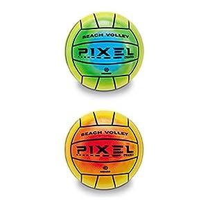 Viscio Trading 178361-Balón Beach Volley School Pixel, 23cm