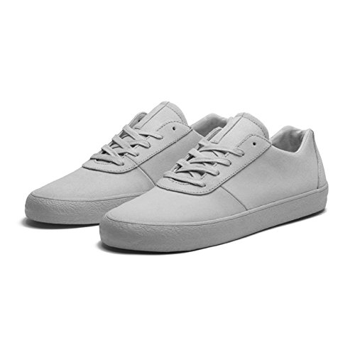 Supra Cuttler Low Supra Cuttler Low Royal White, Baskets modalità Unisex adulto, grigio (grigio), 38