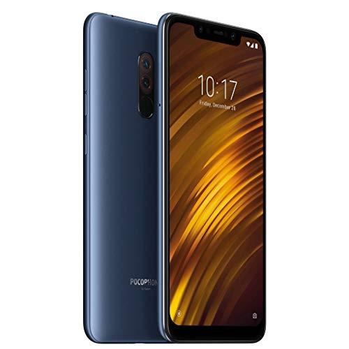 Smartphone Bundle Kompatibel mit Xiaomi,Nourich F1 (6.18 Zoll) 64GB interner Speicher, 6GB RAM, Dual SIM Werkseitig Entsperrte Global Version Mobiltelefon Mobile Phone Cellphone (blau(164GB))