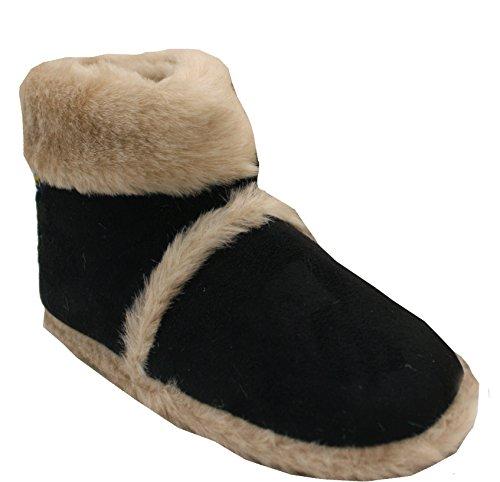Coolers, Pantofole donna Black