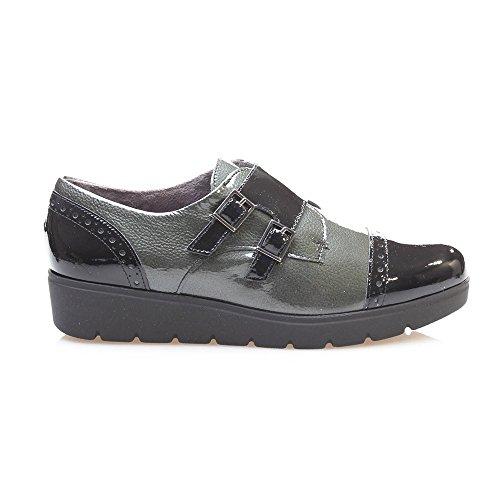 Pitillos Donna scarpe Derby verde Size: 37