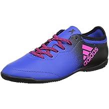 cheap for discount cbdf6 25f69 adidas X Tango 16.3 IN - Zapatillas de fútbol Sala para Hombre, Azul - (
