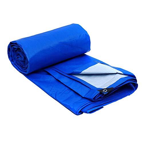Preisvergleich Produktbild Zeltplanen XUERUI Plane Tough Frostschutz Weich Erweiterbarkeit Convenience 1ª = 155g (größe : 6x8m)