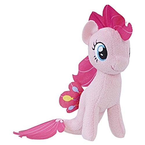 My Little Pony the Movie Pinkie Pie Sea-Pony Small Plush, Pink