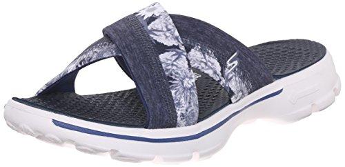 Skechers Go Walk - Fiji Damen Schuh Blau (Nvw)