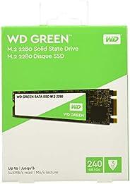 ذاكرة وسيط تخزين ذو حالة ثابتة داخلية (SSD) من ويسترن ديجيتال - اخضر